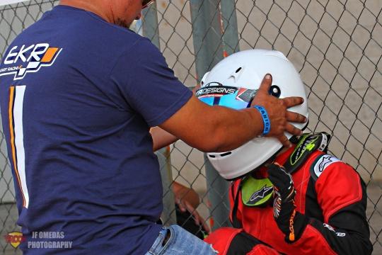 La seguridad lo primero: el casco