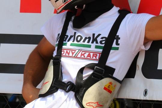 Lesiones en karting: Costillas (Parte 2)