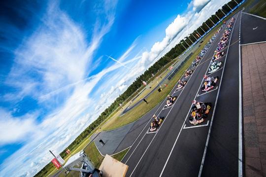 Arranca el Campeonato de Europa CIK-FIA con 17 españoles en pista