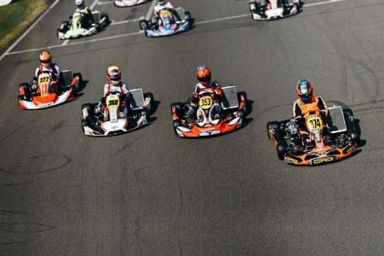 Europeo FIA Karting Wackersdorf - Finalistas con suerte dispar