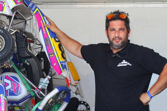 """Juan del Pino: """"Trabajamos para que nuestros pilotos consigan los mejores resultados dentro de sus posibilidades"""""""
