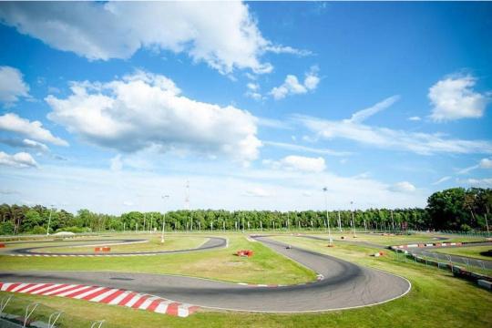 Arranca la temporada FIA Karting en Genk