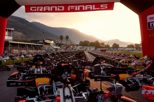 Confirmados los chasis para la 21ª edición de las Rotax Grand Finals