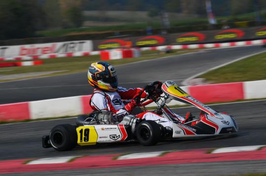 Mercado de pilotos: ¡Cambio de equipo para Pedro Hiltbrand!