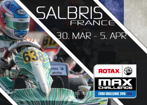 Rotax Euro challenge - Pistoletazo de salida en Salbris con 9 pilotos españoles