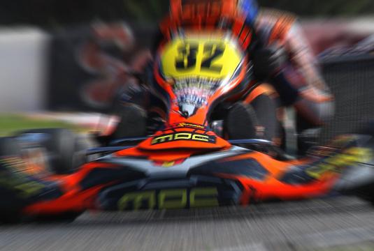 Vuelta al CEK para MDC Racing en Recas