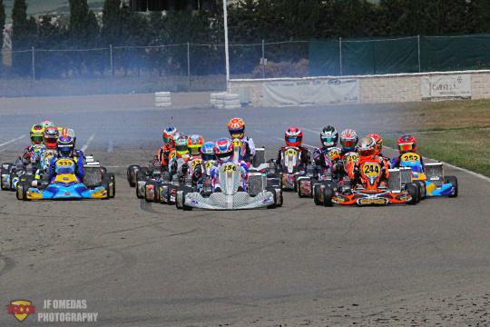 Zuera Cup - Los pilotos españoles a por la victoria