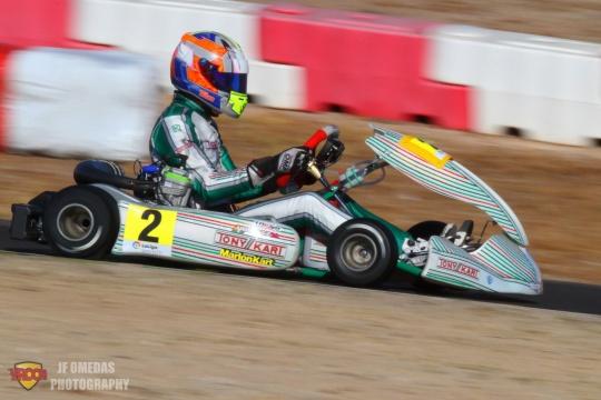 TDKart Racing-Marlonkart a por el segundo asalto del CEK en Chiva