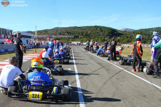 El VII Hivern-Karting pone en marcha la temporada