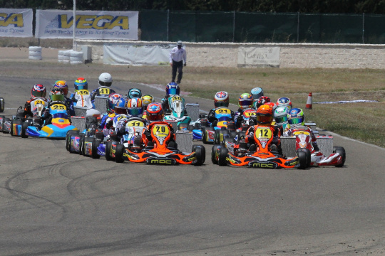 Papel destacado de MDC Racing en Zuera