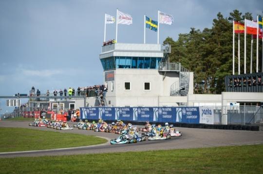 Nuevo asalto del Europeo FIA para los pilotos españoles de OK y OKJ en Kristianstad