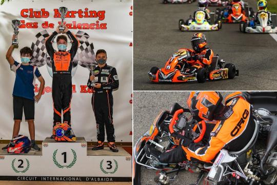 Carreras sin descanso y con buenas sensaciones para MDC Racing en Albaida y Castelletto