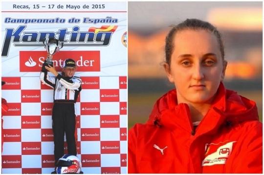 De la cantera del karting español a la Ferrari Driver Academy