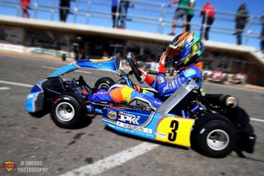 2020, año atípico, pero positivo para DPK Racing