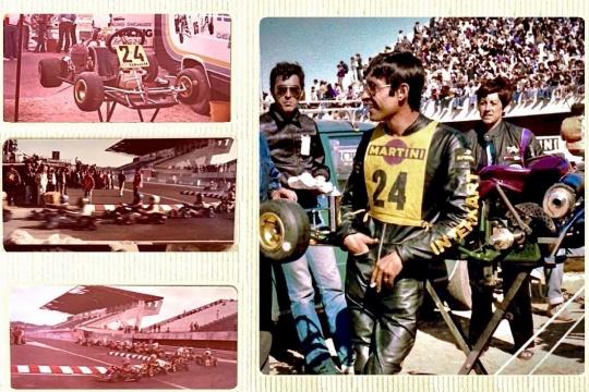 Historia de nuestro karting: Estoril '79, Pepe Bisquert y el chasis de Senna
