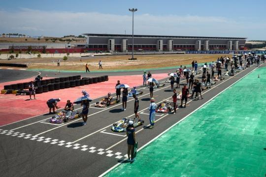 Portimao acoge un esperado Campeonato del Mundo Karting FIA OK/OKJ
