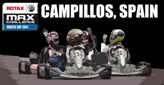 Circuito de Campillos - Comienza la temporada internacional