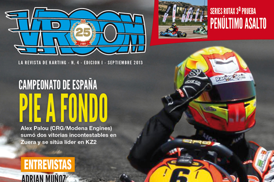 Vroom Spain n. 4 - Crecemos
