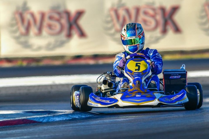 Once pilotos españoles en la WSK Final Cup de Adria