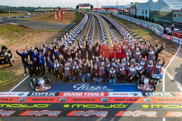Grand Finals 2014 - Que rujan los motores