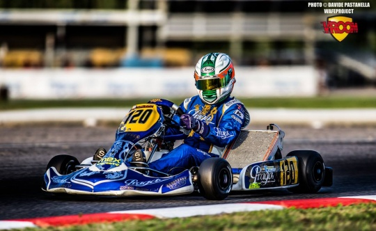 KZ2 International Super Cup - Pescador y Hiltbrand en el top 10