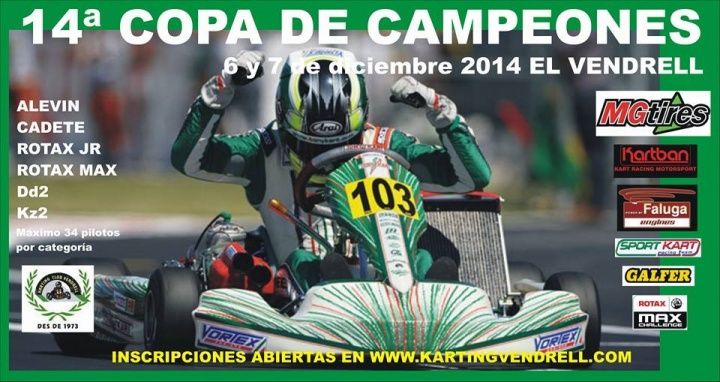 COPA DE CAMPEONES 2014