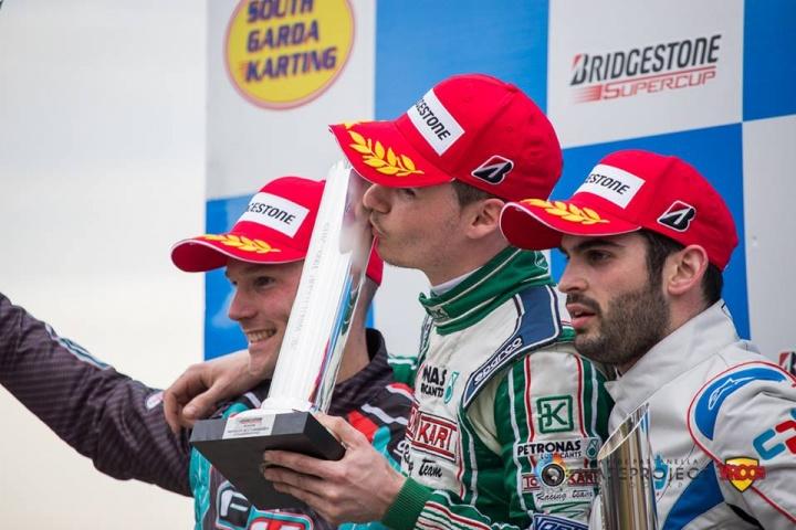 20 Winter Cup de Karting en Lonato