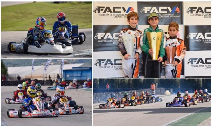 El CKCV corona a sus campeones en el Circuit d'Albaida