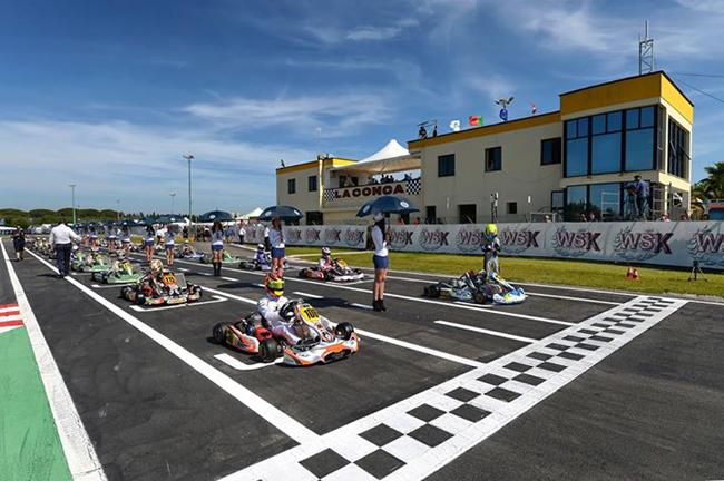 Mundial CIK-FIA. El turno de KF y KFJ en La Conca