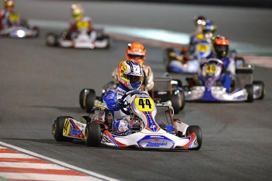 Mundial KF y KFJ en Bahrein - Mala suerte para Xavier Lloveras.