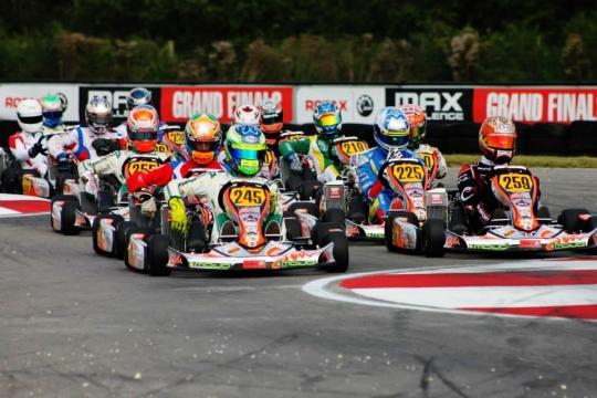 Grand Finals - Clasificatorias esperanzadoras para los pilotos españoles