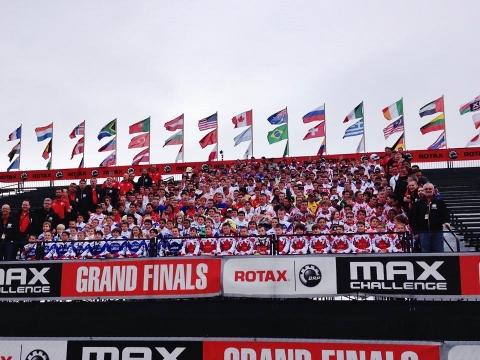 Rotax Grand Finals. Siete representantes españoles en el Gran Día
