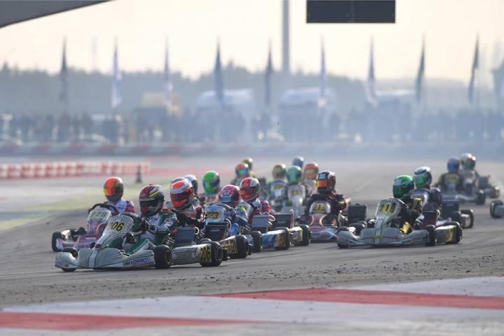 WSK - Nuevo asalto al podio de Adria