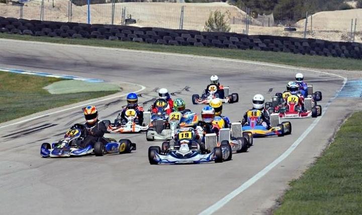 El Campeonato de Karting de la Comunidad Valenciana se reafirma