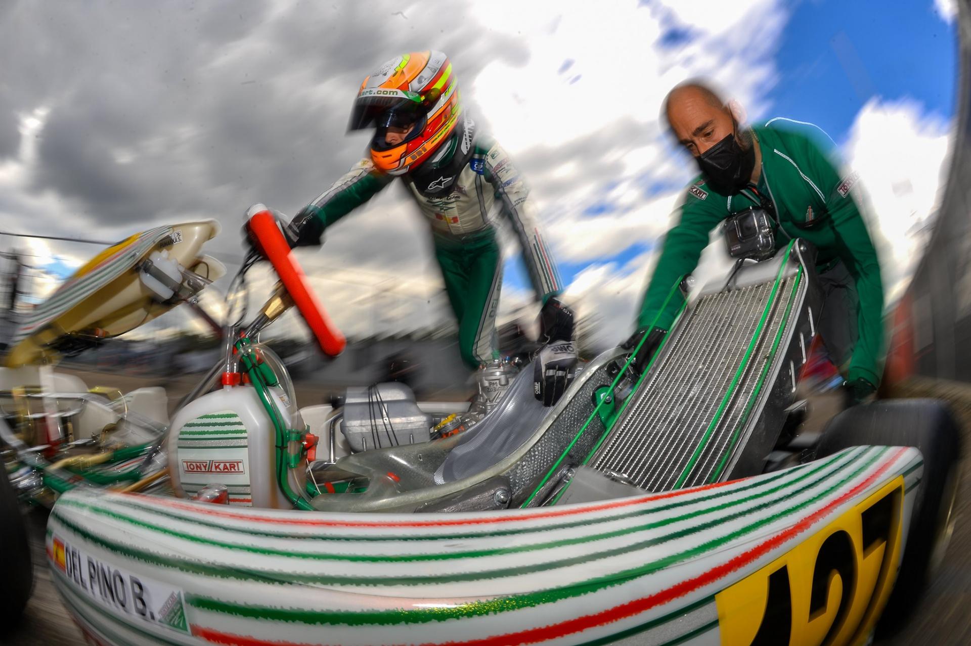Europeo FIA Karting OK-OKJ Essay - Final en remontada para los pilotos españoles