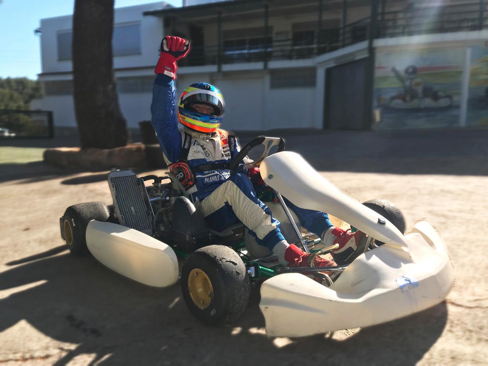 Cuando el karting es mucho más que un deporte