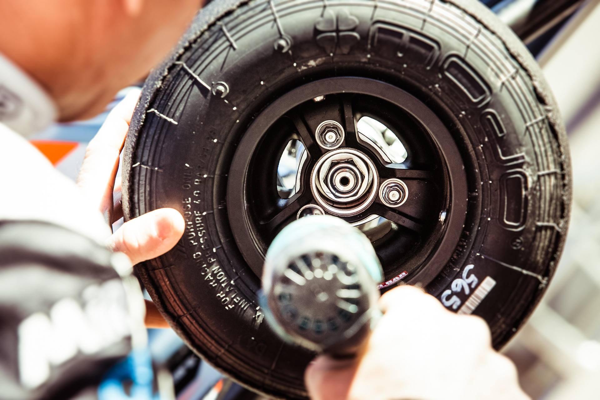Neumáticos Mojo: durabilidad y constancia contrastadas