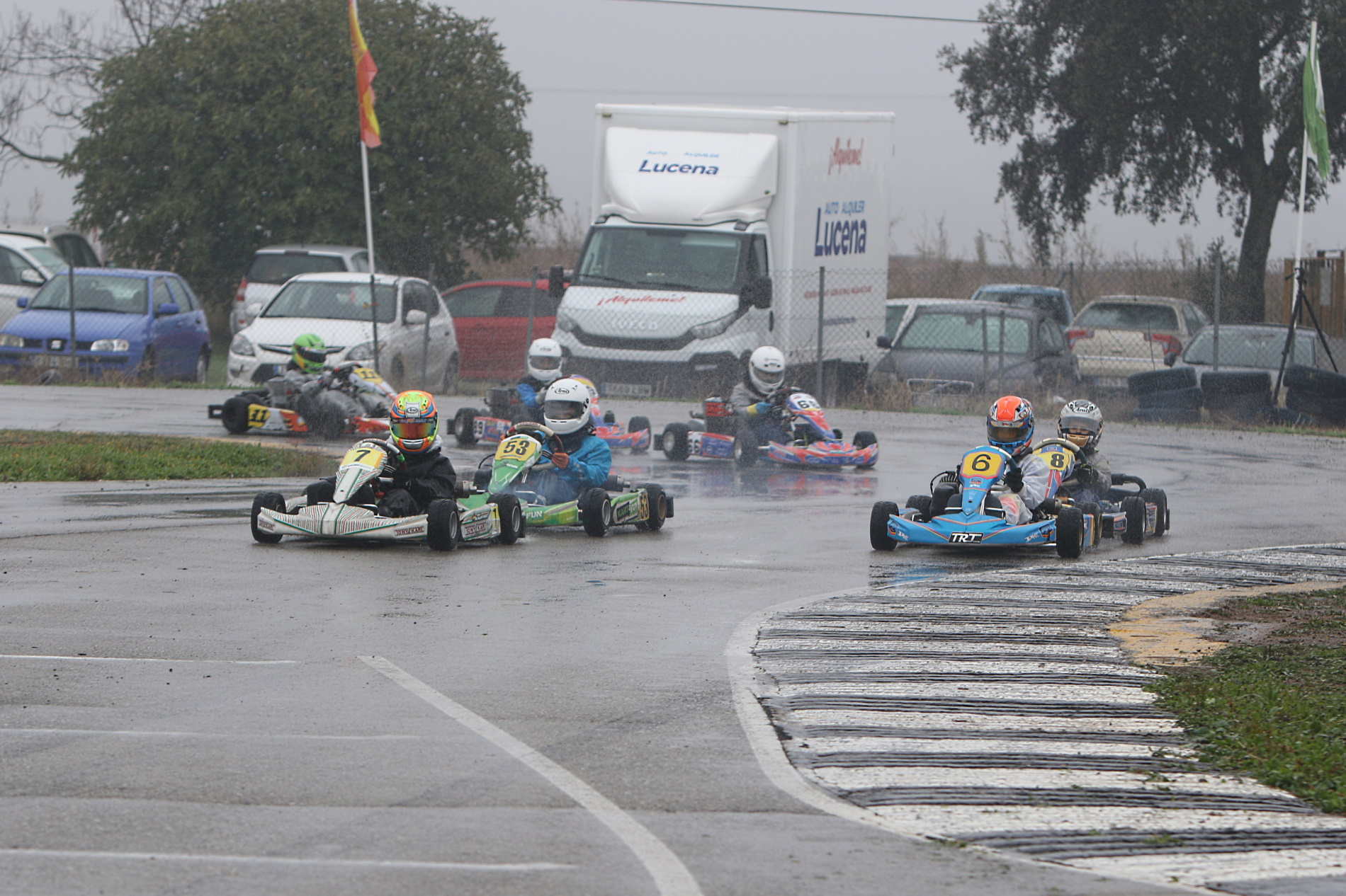 Los títulos del Campeonato de Andalucía de Karting 2019 ya tienen dueño