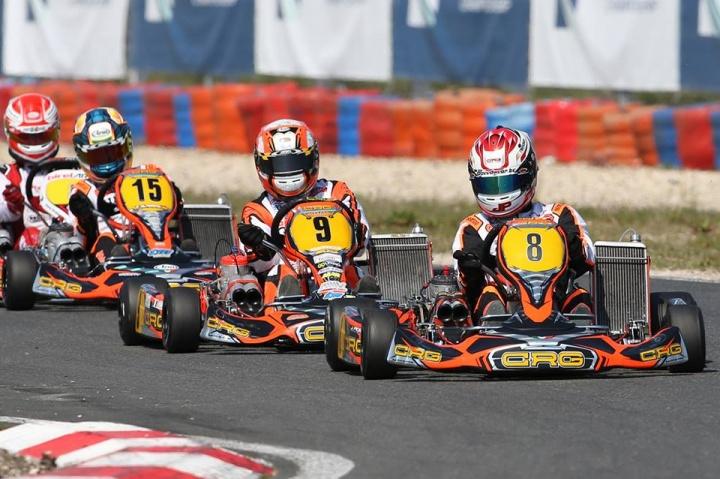 Kart Grand Prix Italy KZ - Hiltbrand de nuevo entre los mejores, Jorrit Pex campeón