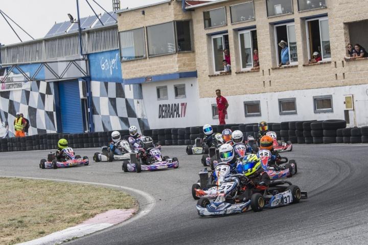El Campeonato Madrileño superó su ecuador en Karpetania
