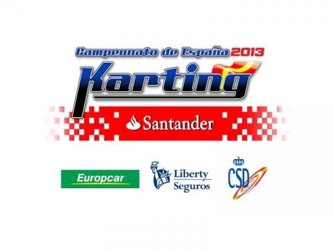 Campeonato de España de Karting. Comienza la cuenta atrás.