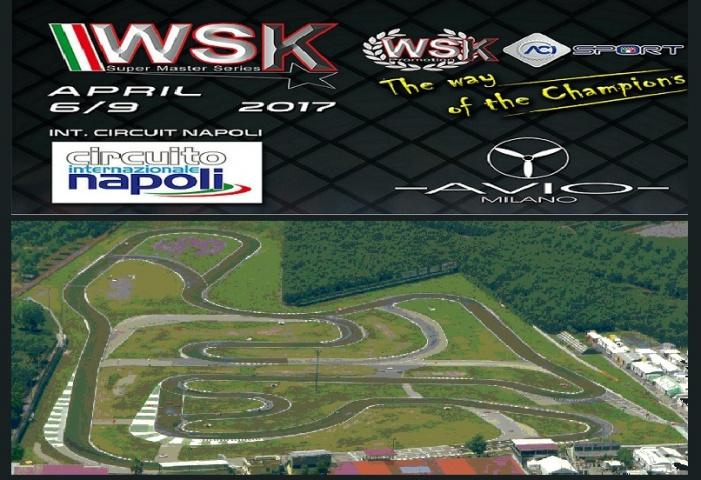 WSK Super Master Series - A por la última de la temporada en Sarno