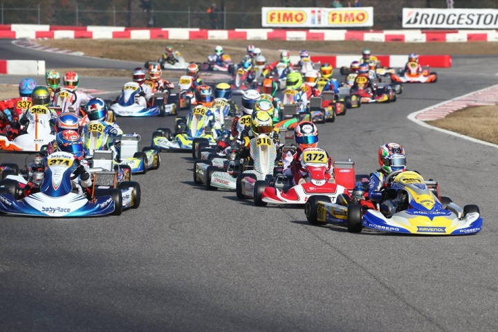 Winter Cup Lonato - Disputado el qualifying, en marcha las clasificatorias