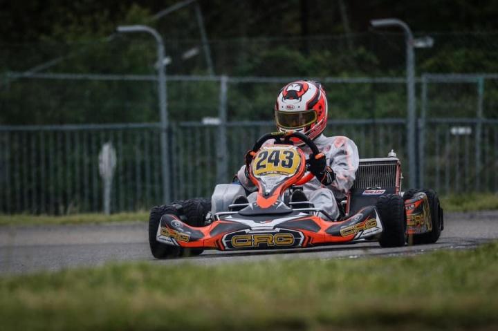 Campeonato de Europa OK/OKJ Genk: Qualifying marcado por la lluvia