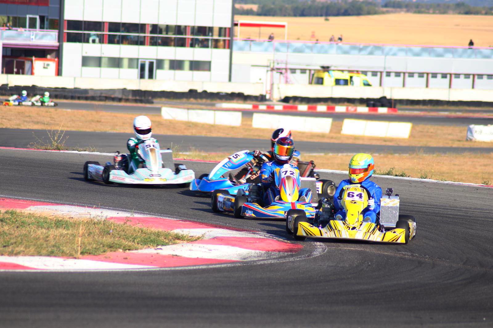 Positivo inicio del Campeonato Madrileño de Karting en Kotarr
