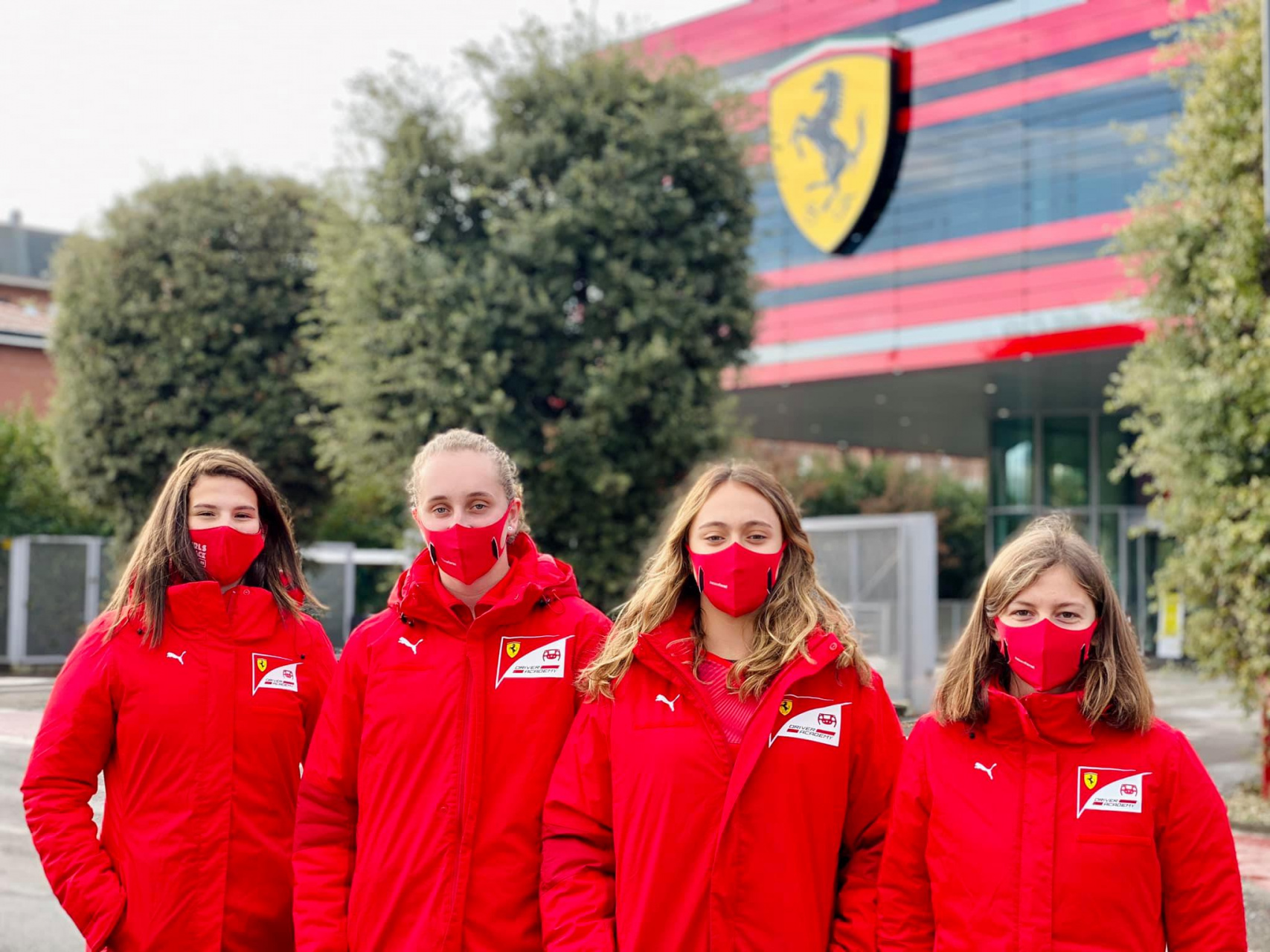 Maya Weug aspira a competir en Formula 4 con la Scuderia Ferrari