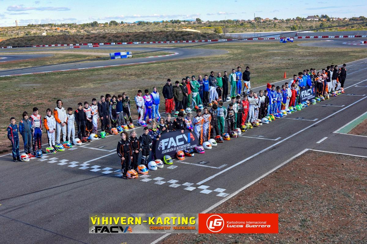 La VII edición del Hivern Karting cancelada