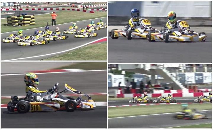 CIK-FIA Academy Trophy - Mari Boya mantiene el liderato