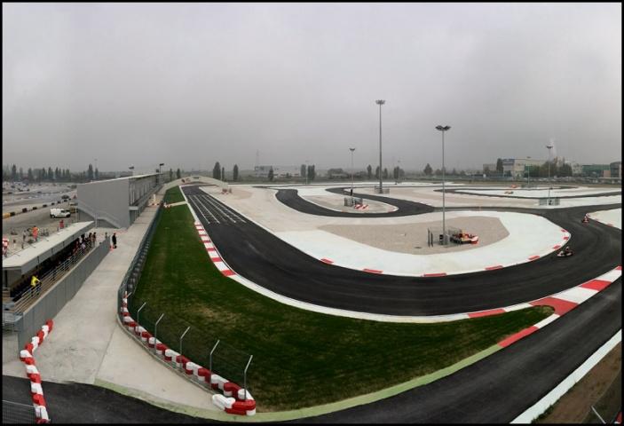Así le fue a los pilotos españoles en la WSK Final Cup de Adria