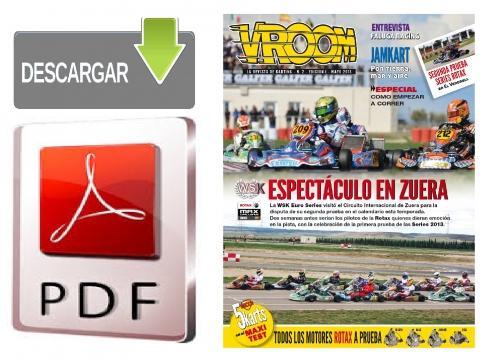 Vroom Spain disponible también en PDF.